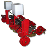 Fertiliser spreaders :