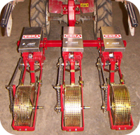 MS 22 – The market-garden seed-drill towed by cultivator