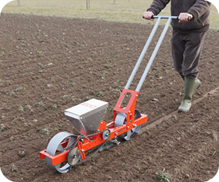 Manual precision seeder for all seeds- SJ Range