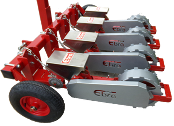 Manual precision seeder sowing in open field & difficult conditions - SU 201 range